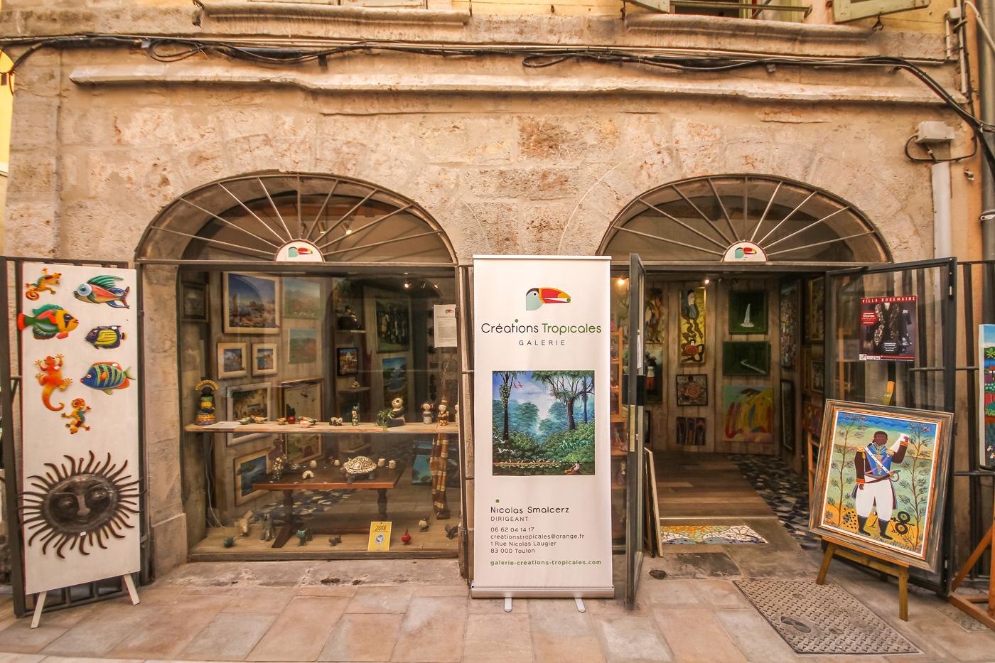 Créations Tropicales Toulon