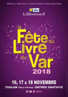 Fête du Livre du Var 2018