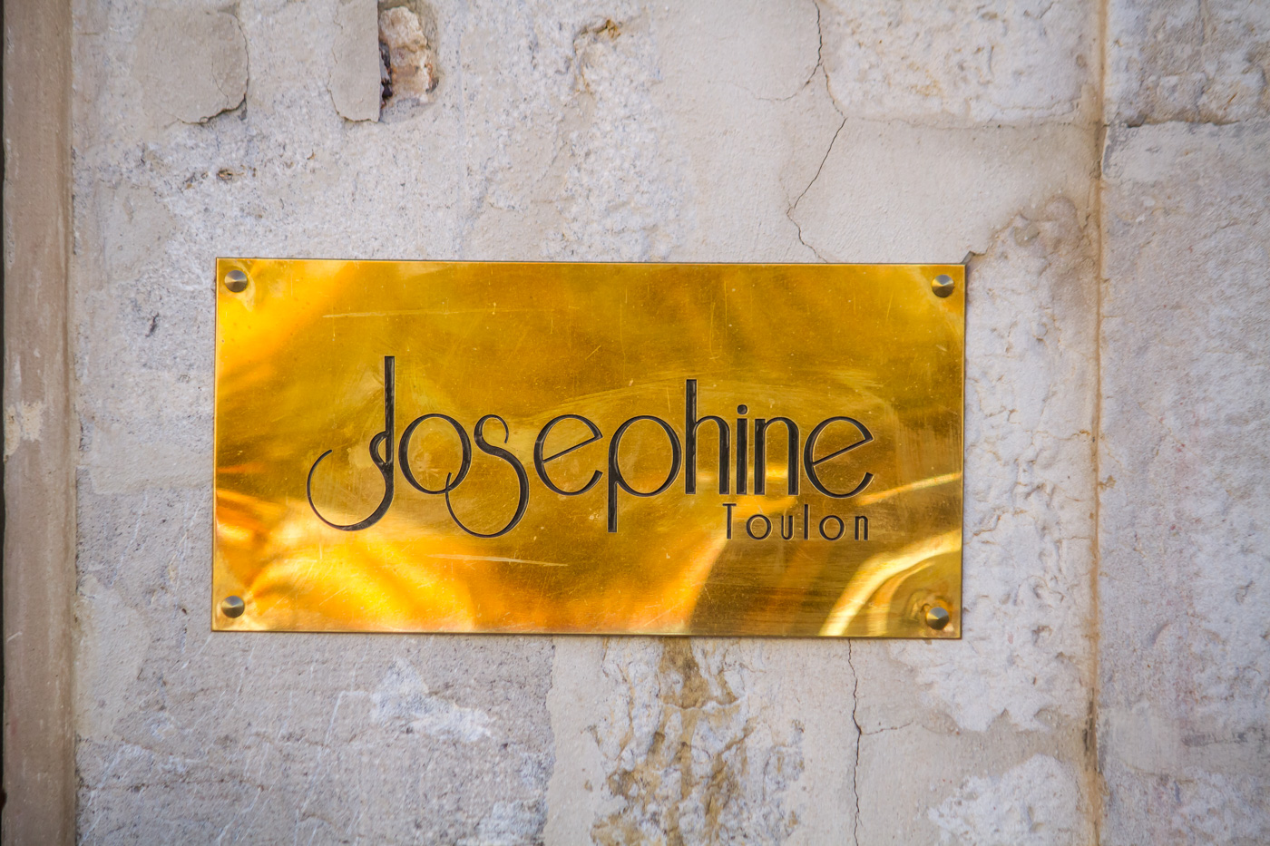 Restaurant Josephine Toulon
