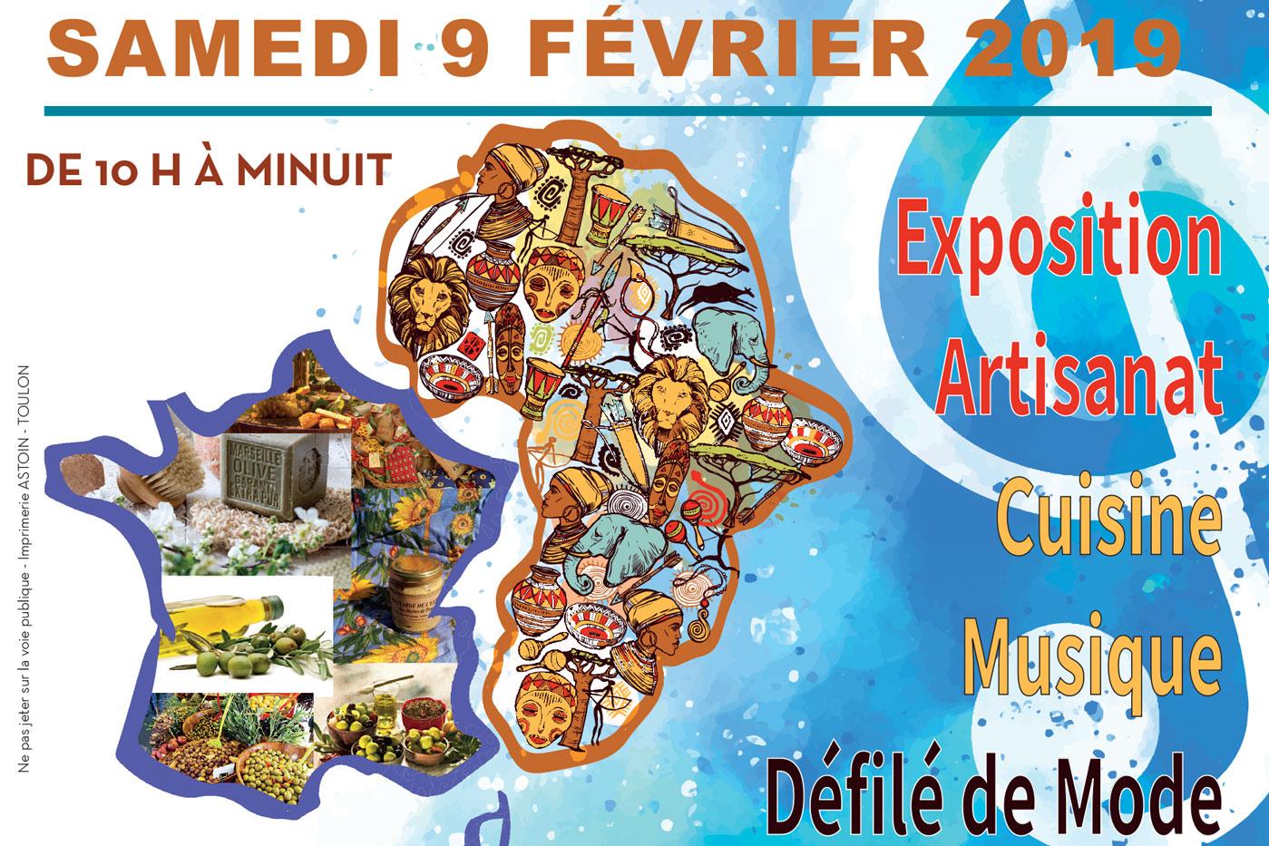 Festival Afro Provençal