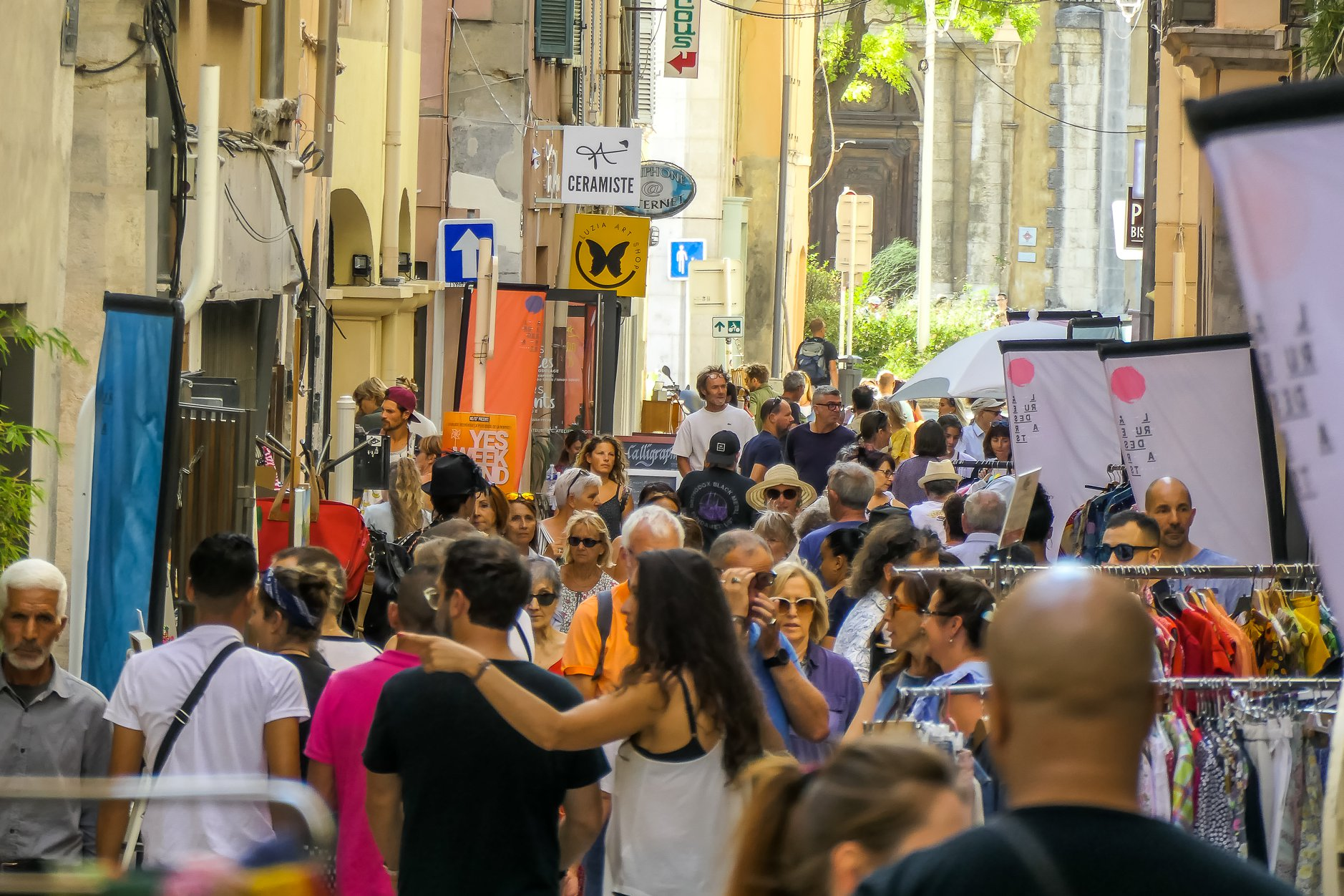Rue des Arts