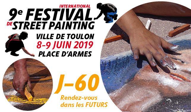 Festival Street Painting