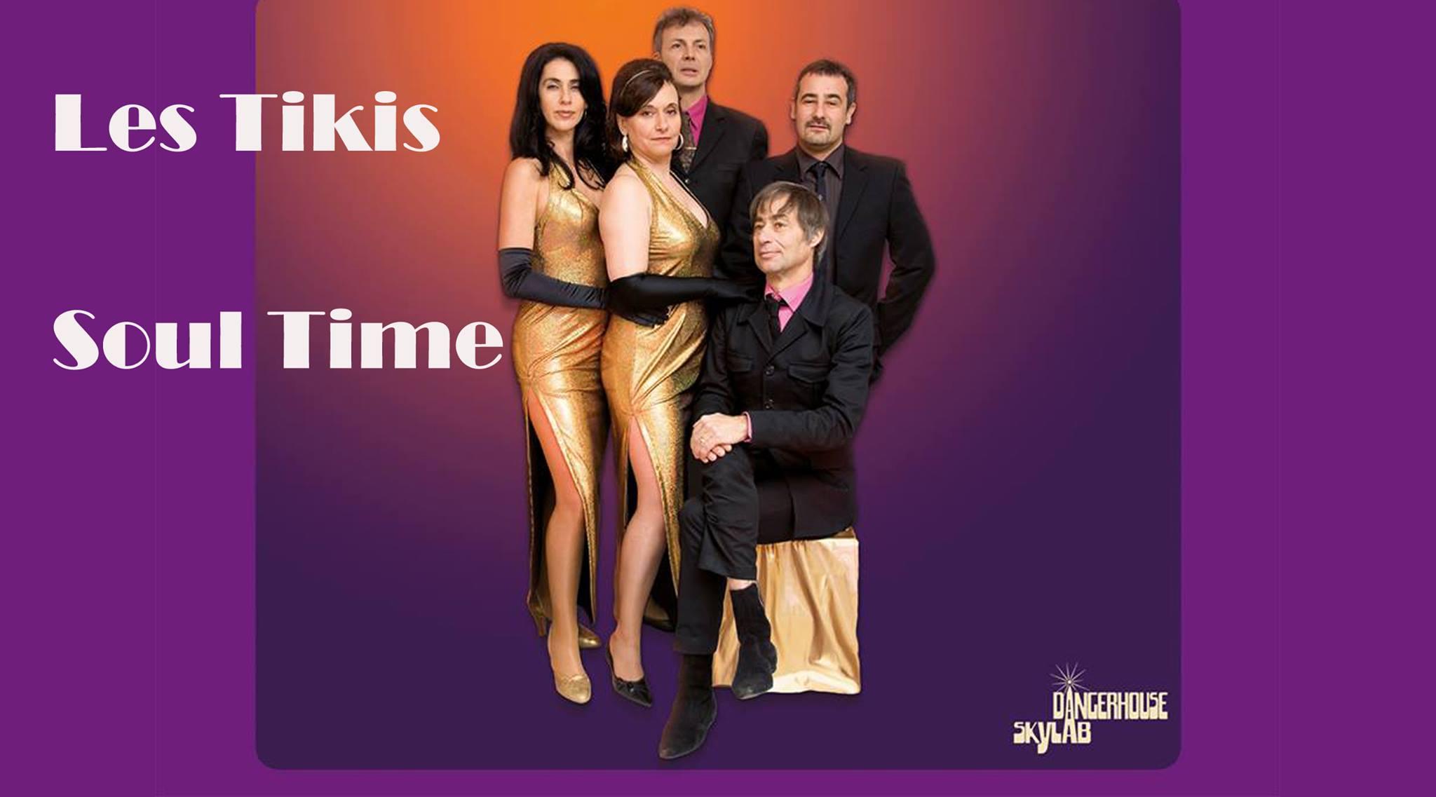 Tikis concert