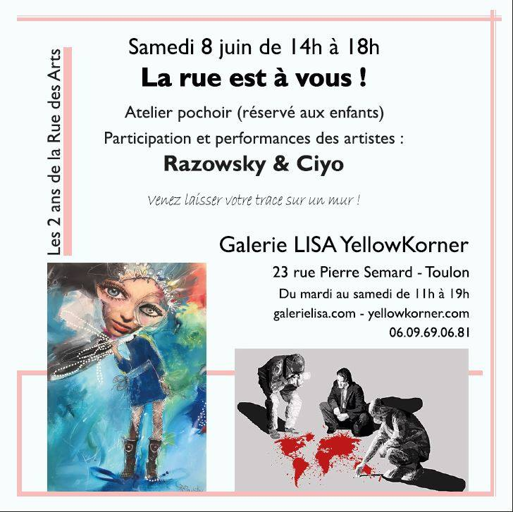 Atelier Galerie Lisa