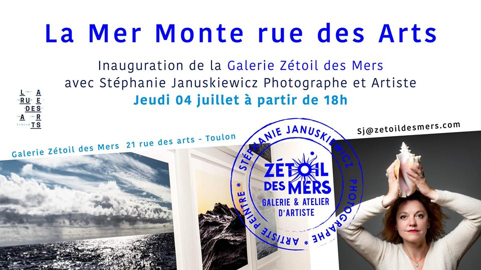 Inauguration Zétoil des Mers