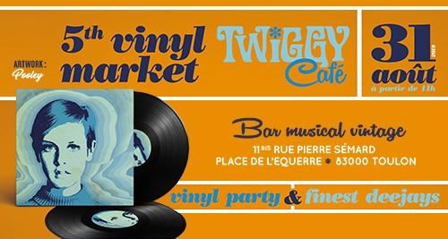 5ème Vinyl Market