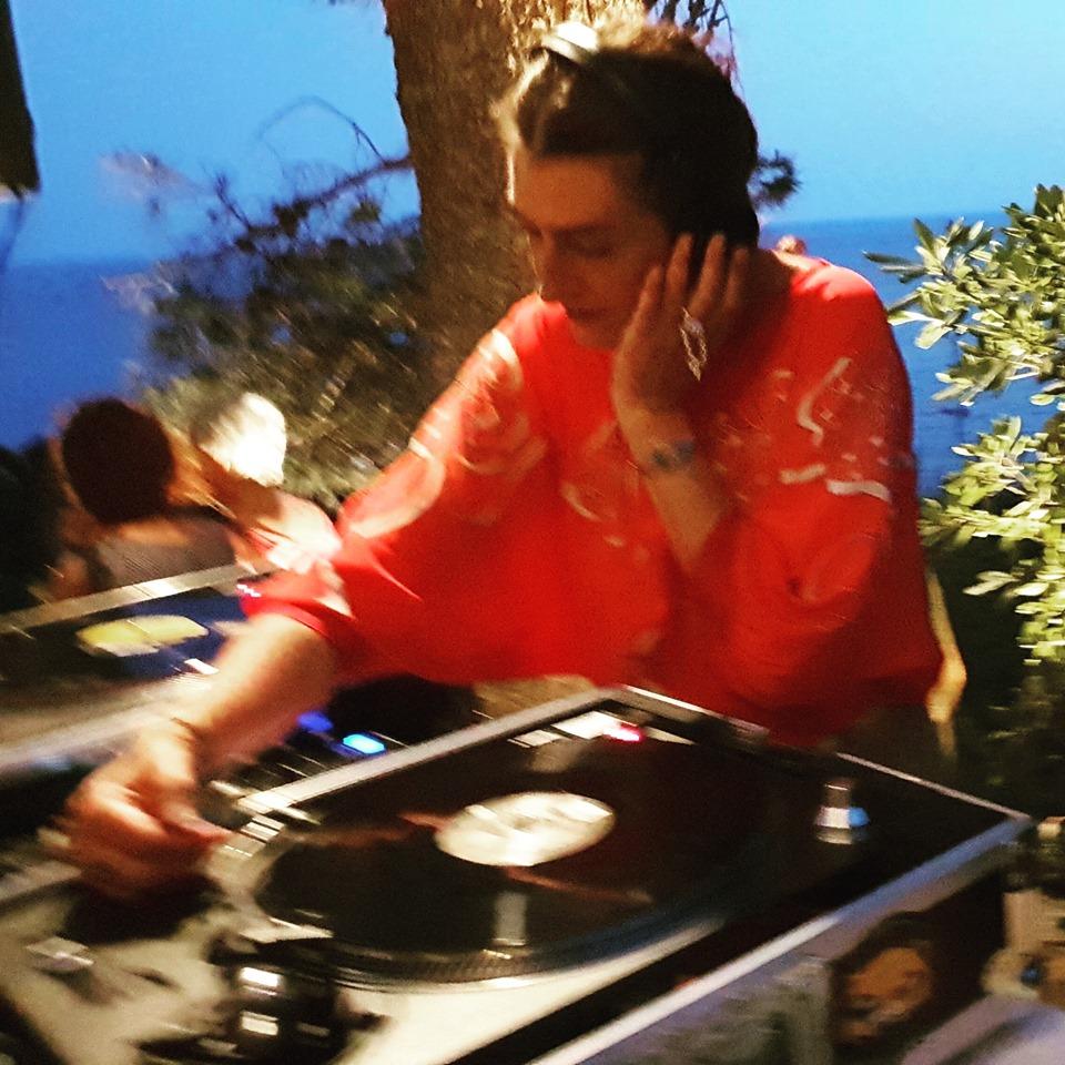 Christine Indigo DJ set au Twiggy Café
