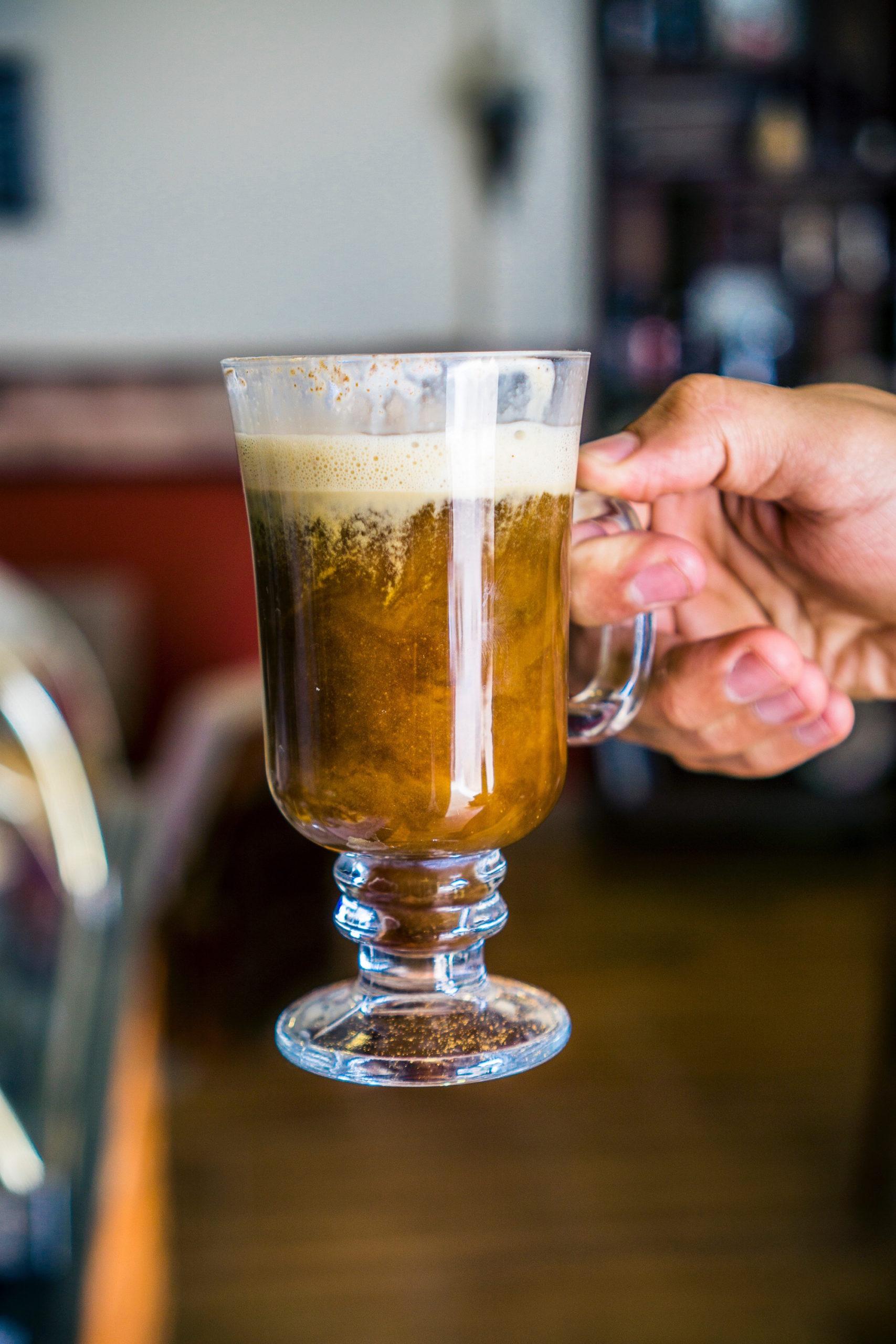LET'S DRINK #2 (Café Beguin x Twiggy Café)