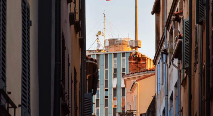 Expo NOS MURS Rue des Arts Toulon