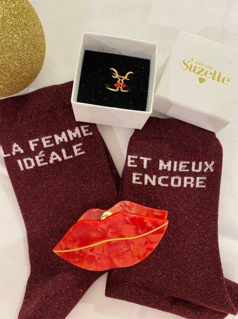 Archiduchesse chaussettes & Coucou Suzette