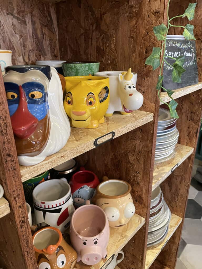 Tasses et Mugs Disney Toulon