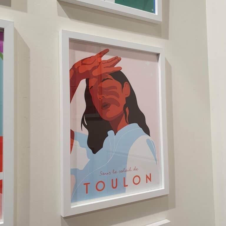 Galerie Illustrations à Toulon