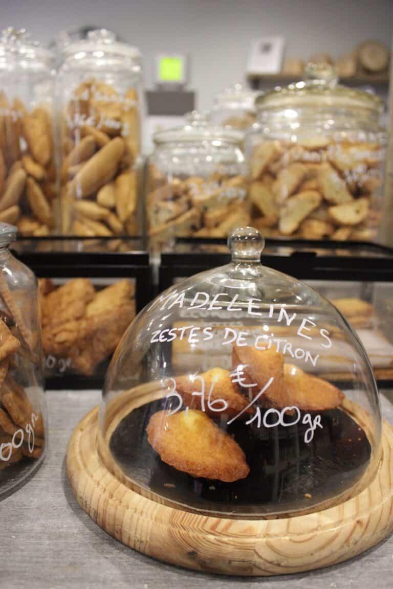 Madeleines et Biscuits Toulon