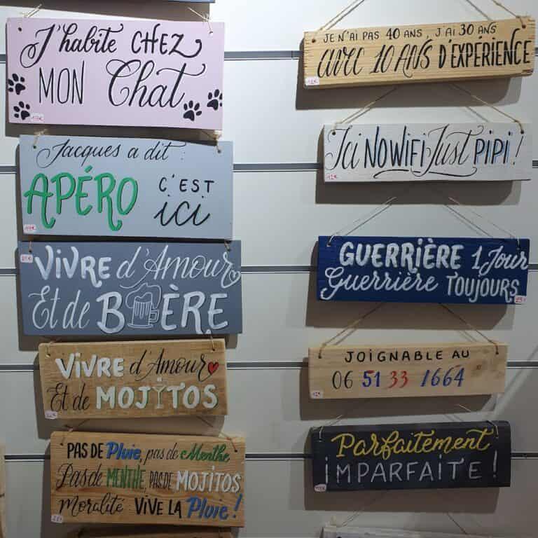 Luzia Callifabe Calligrapghie Toulon