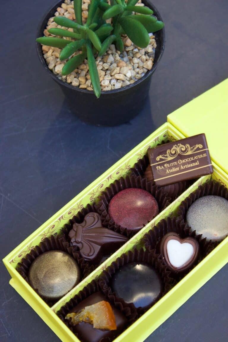 Boîte de Chocolats Toulon